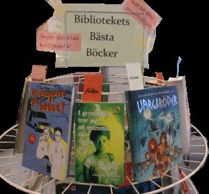 Bibliotekets bästa transparent